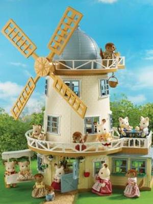 Sylvanian Field View Mill