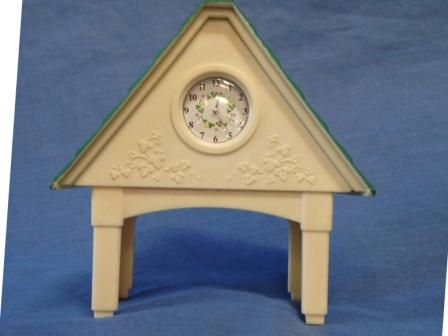 sylvanian school clock tower
