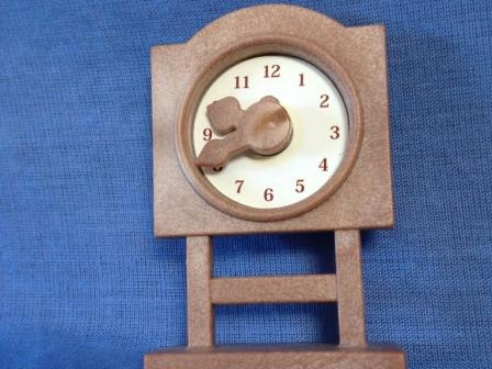 sylvanian educational clock