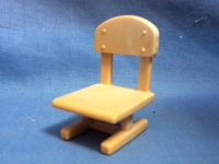 Sylvanian Berrygrove school chair