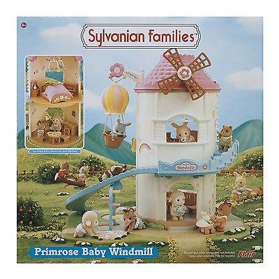 Sylvanian Baby Windmill
